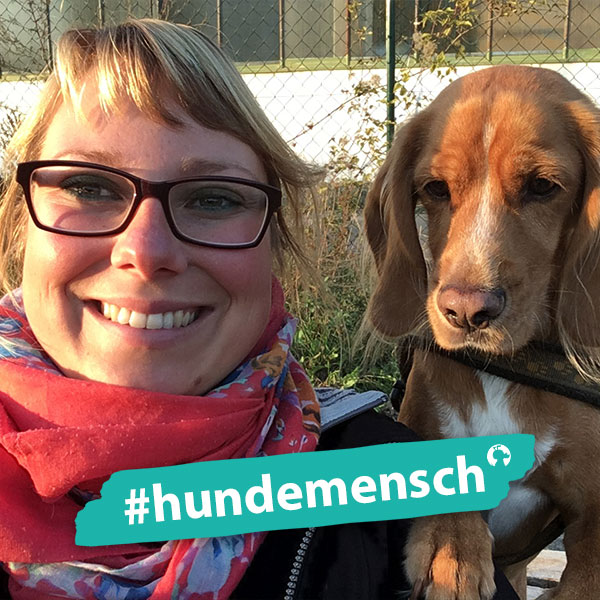 Hundemensch Anne