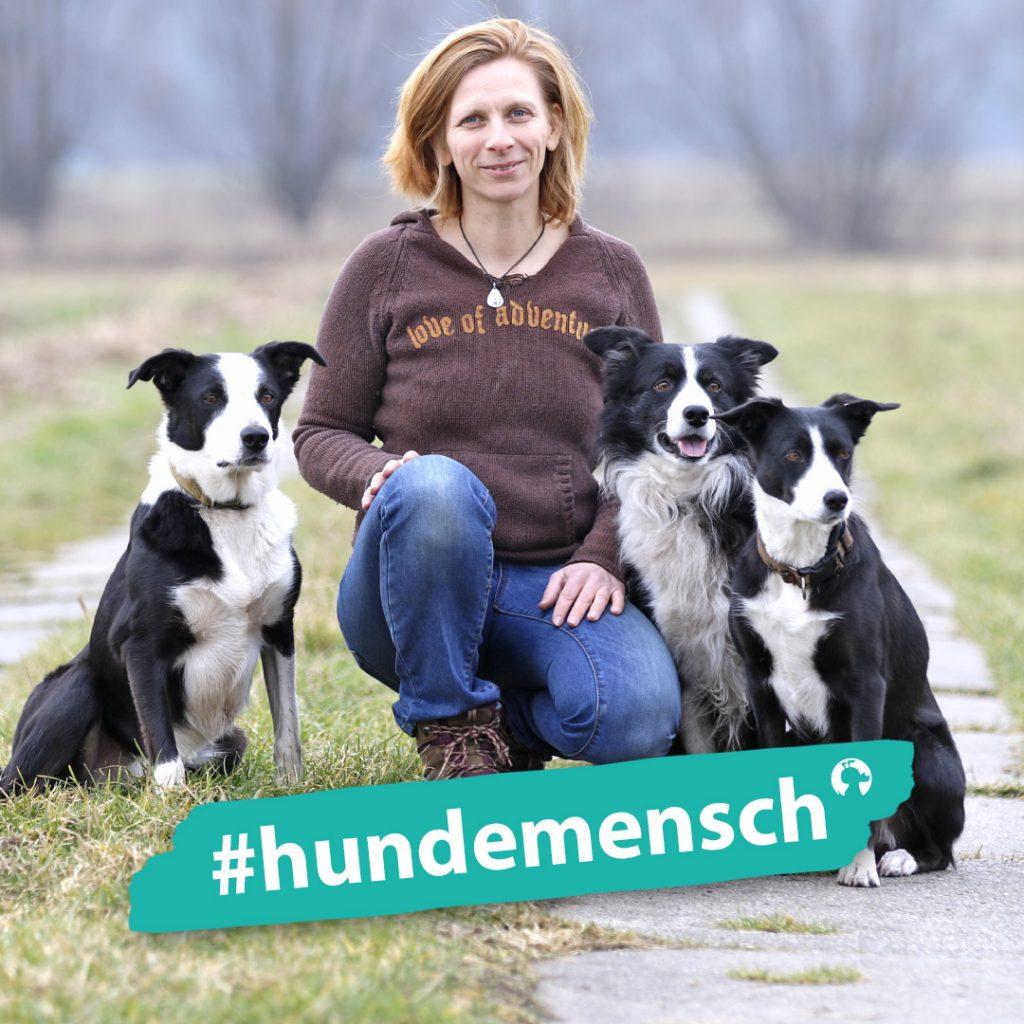 Hundemensch Ariane Ullrich