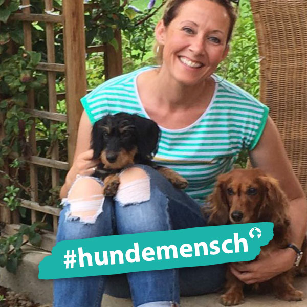 Hundemensch Carmen Koch