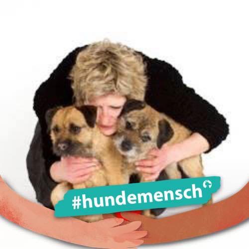 Hundemensch Cornelia Brinckmann