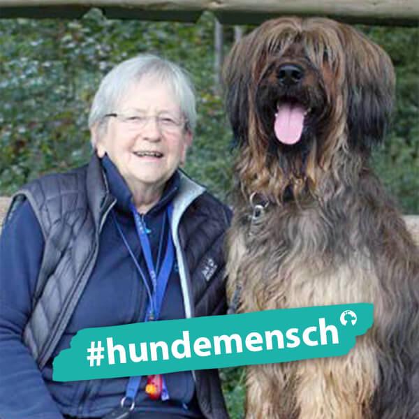 Hundemensch Doris Vaterlaus