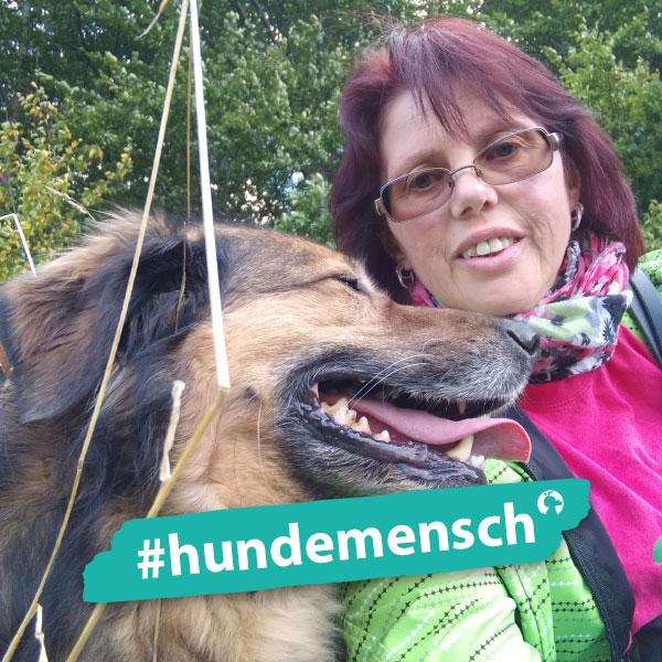 Hundemensch Gudrun Scholz