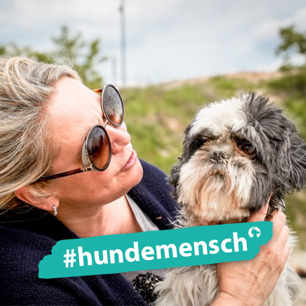 Hundemensch Ina Müller
