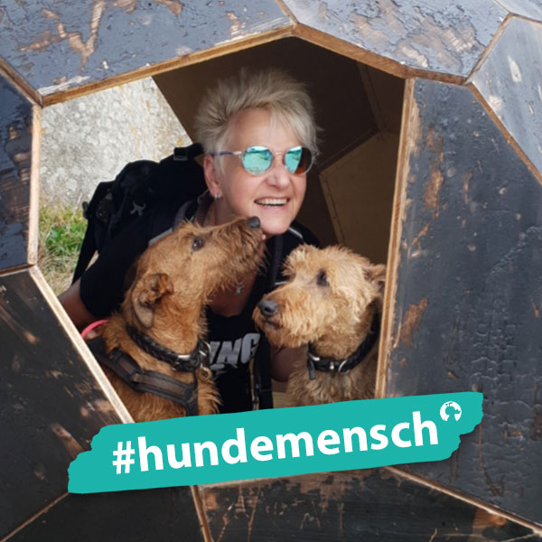 Hundemensch Katja Bluhm