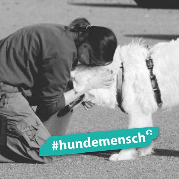 Hundemensch Martina Uebersax