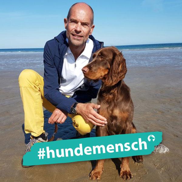 Hundemensch Reinhard John