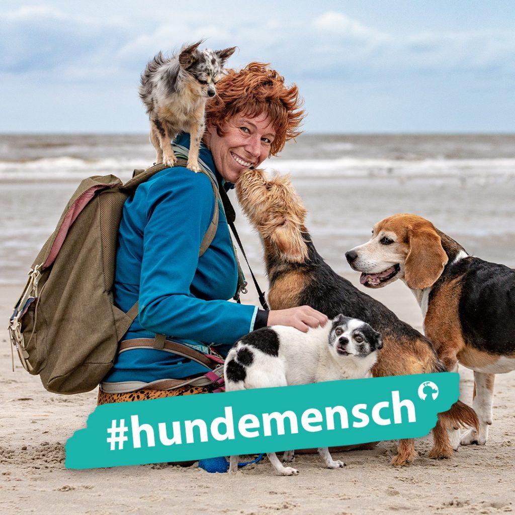 Hundemensch Sophie Strodtbeck