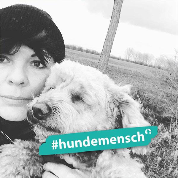 Hundemensch Susanne Bock