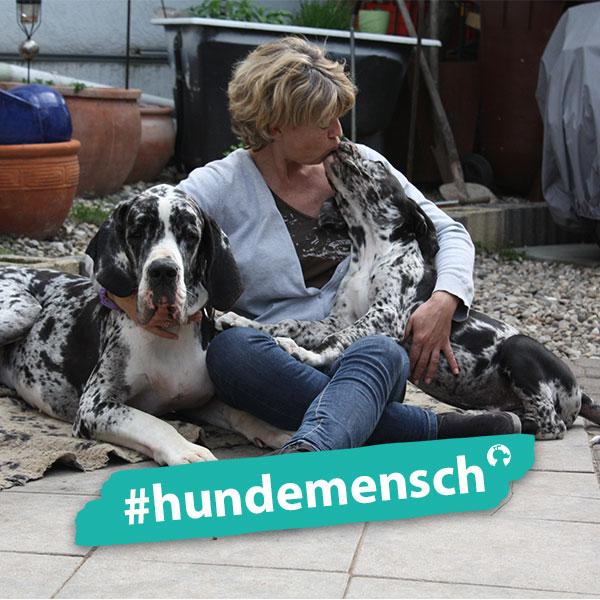 Hundemensch Susanne Kretschmer