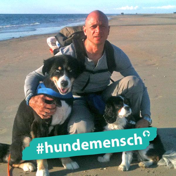 Hundemensch Ulrich Trueby