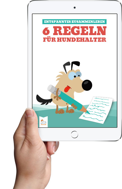 Gratis E-Book: Regeln für Hundehalter