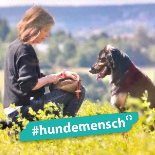 Hundemensch Angelika Lind