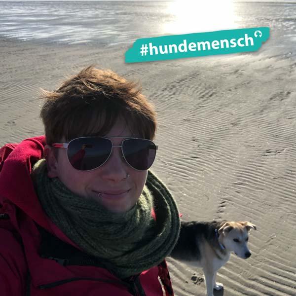 Hundemensch Eva Würzburger