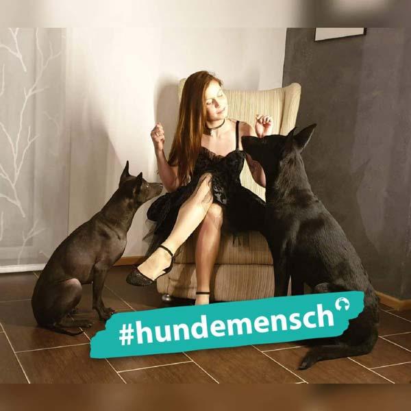 Hundemensch Jutta Didem-Geist