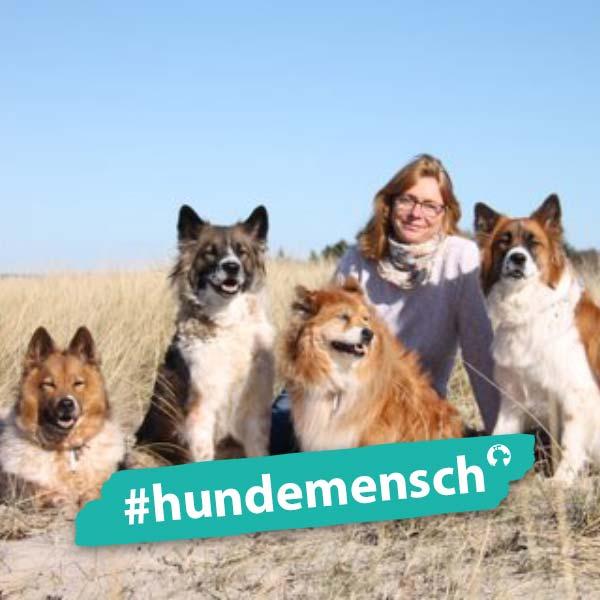 Hundemensch Karin Schulz