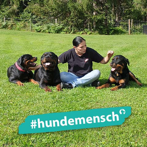 Hundemensch Cornelia Renner