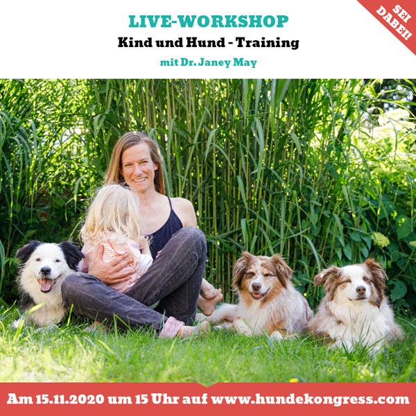 Workshop: Kind und Hund - Training